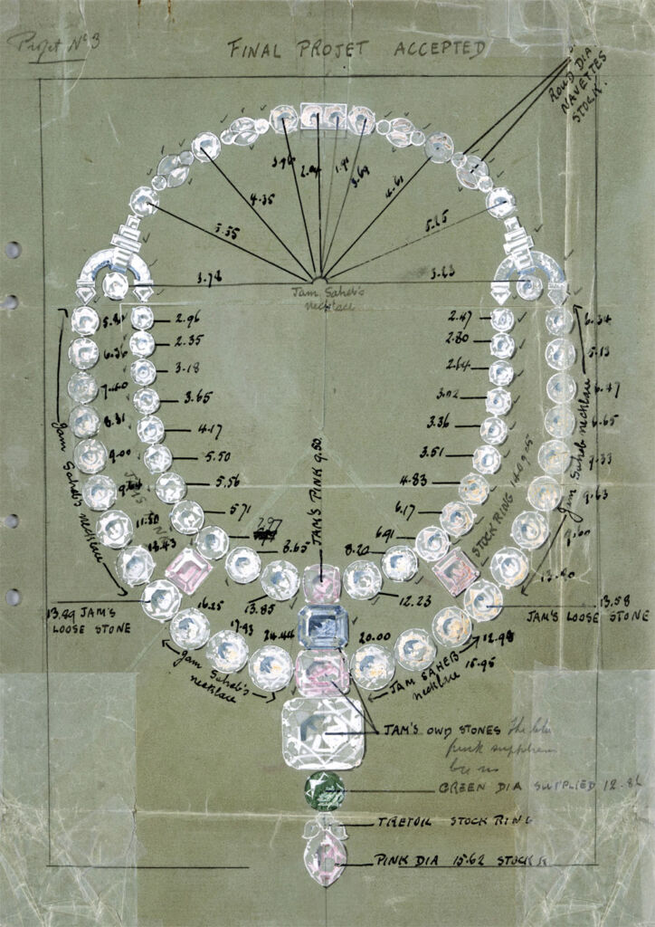 """The Real Star of Ocean's 8 – The Cartier """"Jeanne Toussaint"""" Necklace 8"""