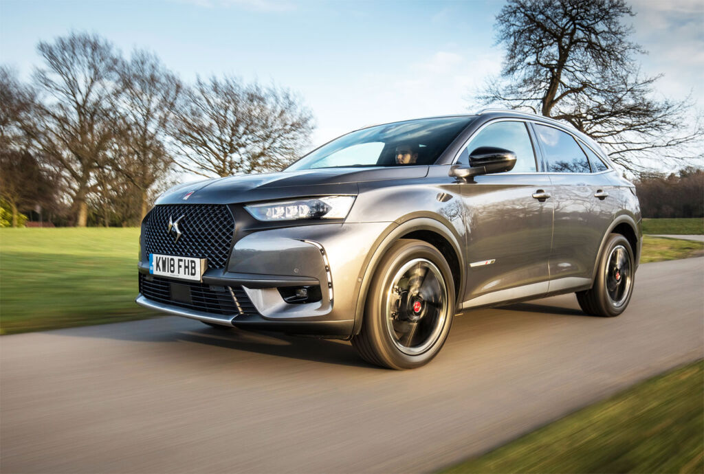 Jeremy Webb goes from 'Poole to Pool' the new DS 7 Crossback