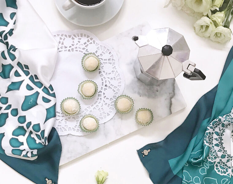 Vivy Yusof's New Limited Edition Scarf Collection 56
