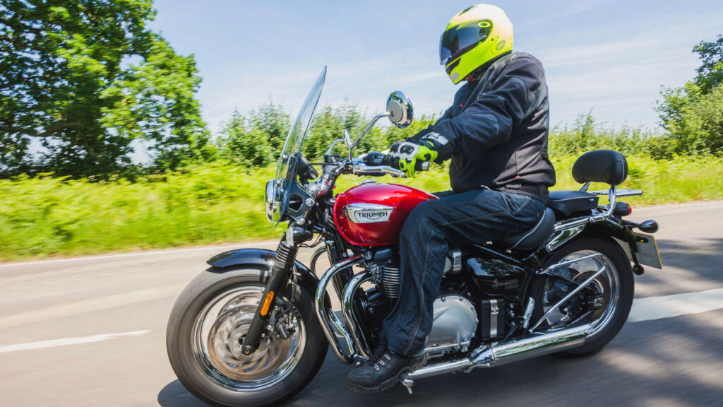 Bobbing Down To Goodwood Courtesy Of Triumph Motorcycles 3