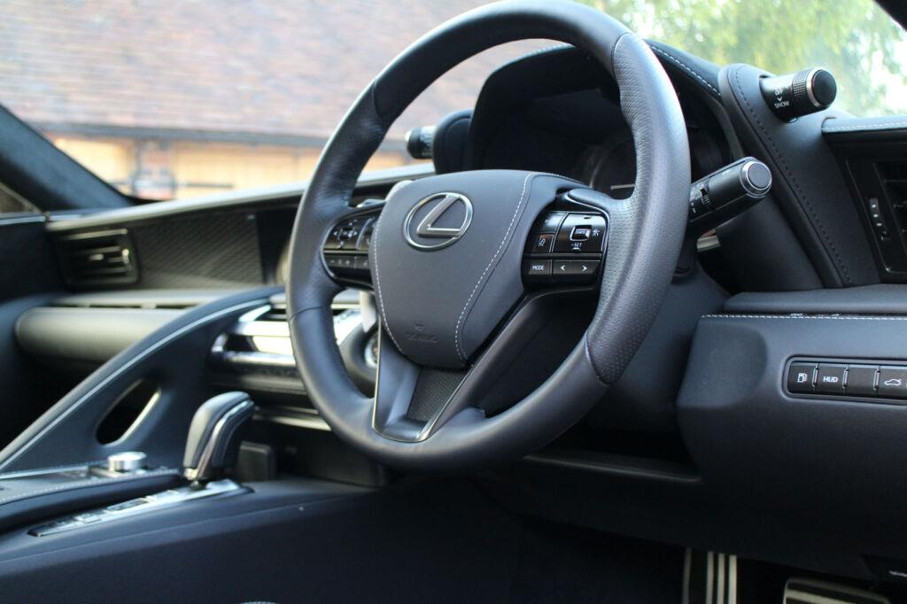 Luxurious Magazine Road Test: The Lexus LC500 5