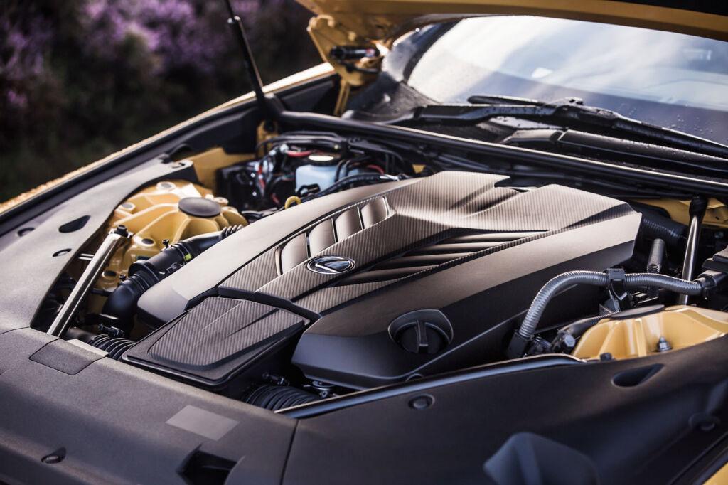 Luxurious Magazine Road Test: The Lexus LC500 4