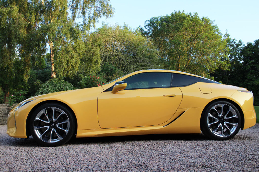 Luxurious Magazine Road Test: The Lexus LC500 5