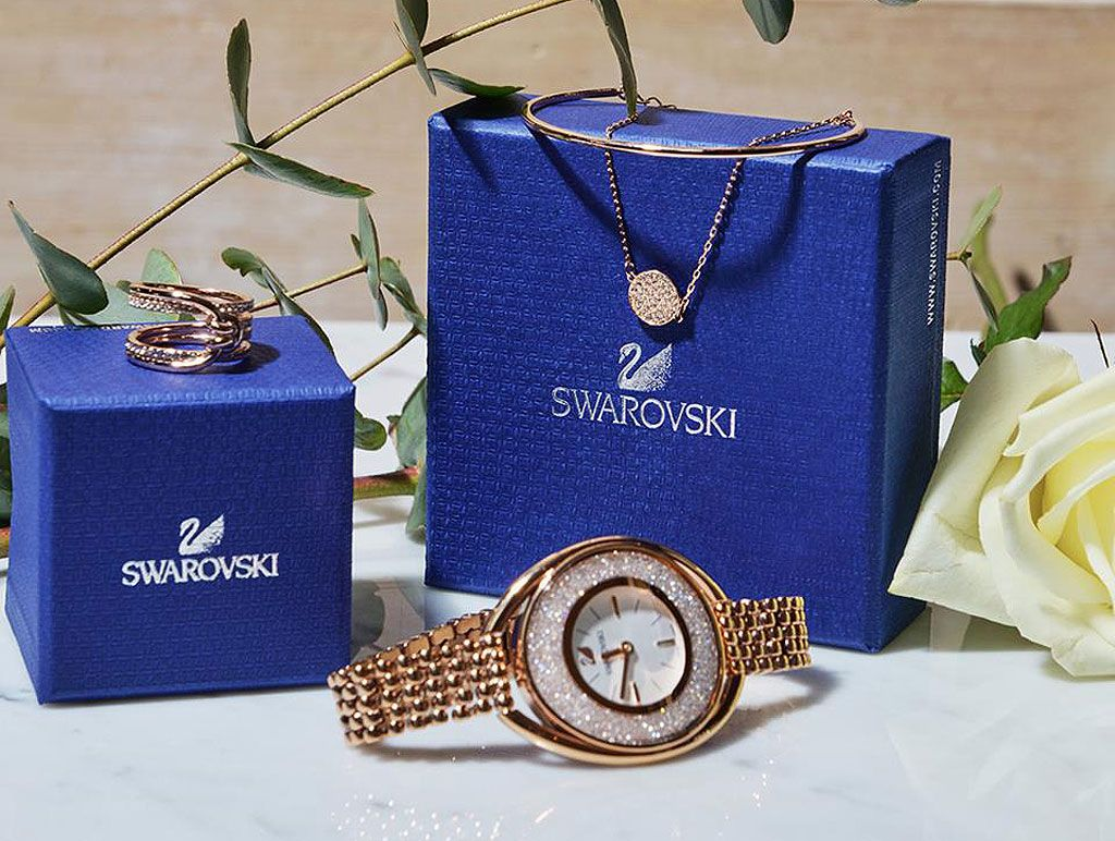 Swarovski Unveils A Sparkling New Watch Collection