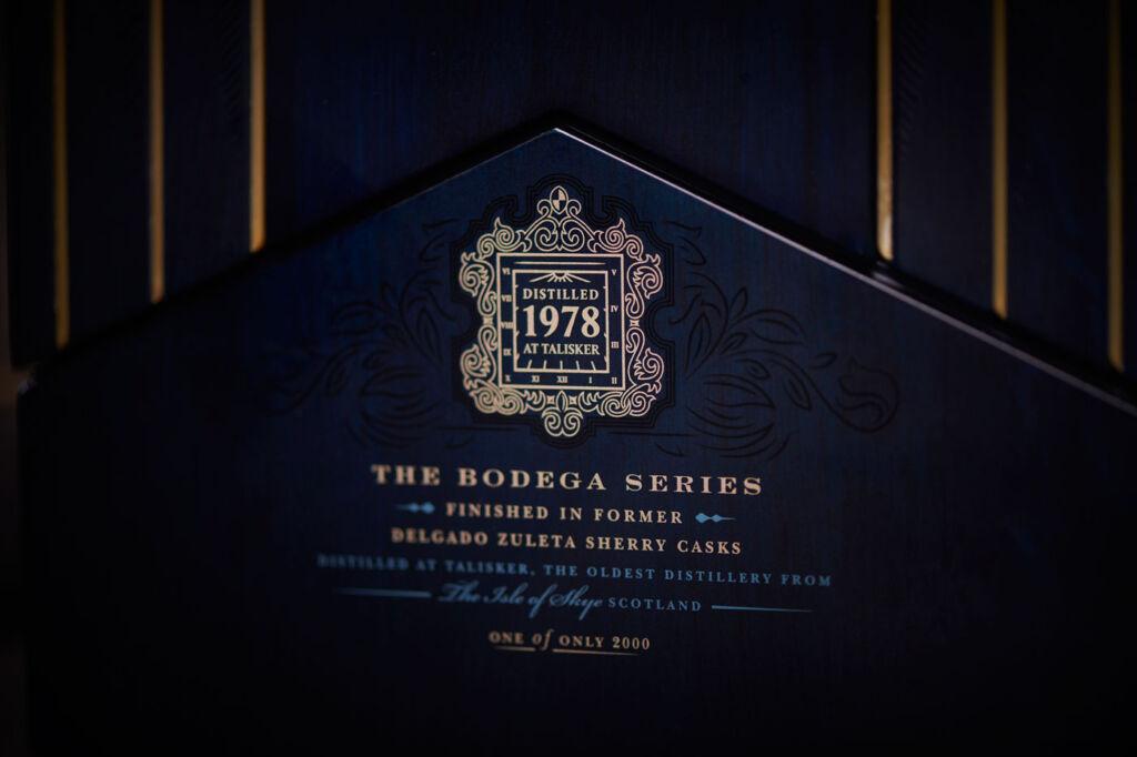 Talisker Bodega Series: Introducing Talisker 40-Year-Old 3