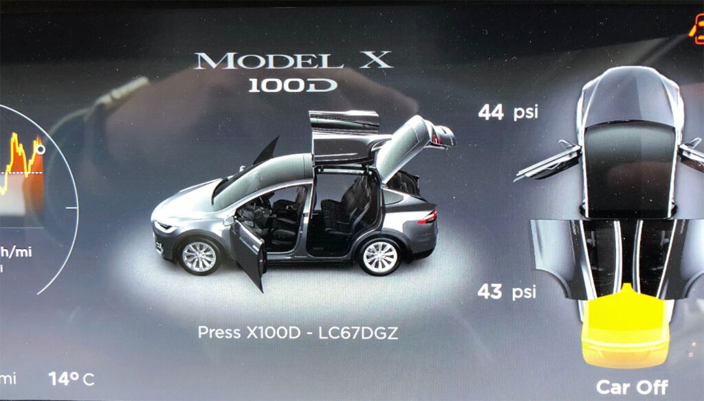 An SUV With The X Factor, Tesla's Falcon-Winged Model X 6