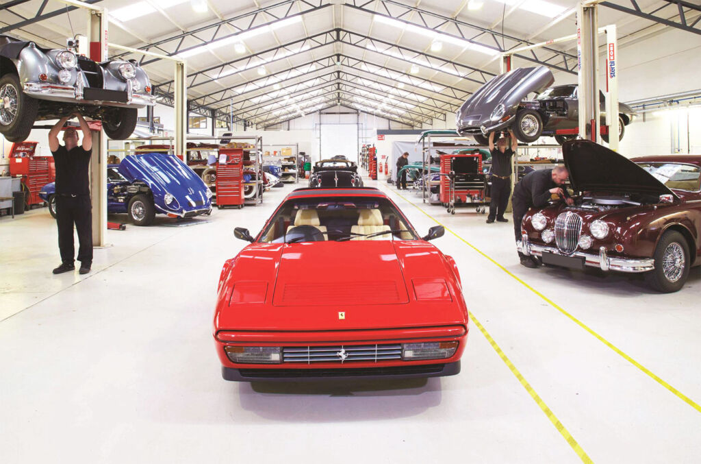 JBR Capital - The Go To Place For Equity Release Of Classic Cars