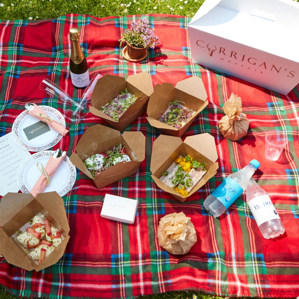 Corrigan's Mayfair Gourmet Picnic Hamper