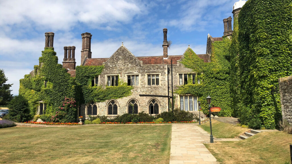 Eastwell Manor Hotel - An Oasis in the Kent Countryside