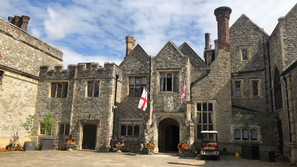 Eastwell Manor Hotel - An Oasis in the Kent Countryside 13