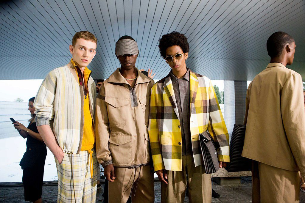 Ermenegildo Zegna Men's Couture Summer 2019 Collection 18