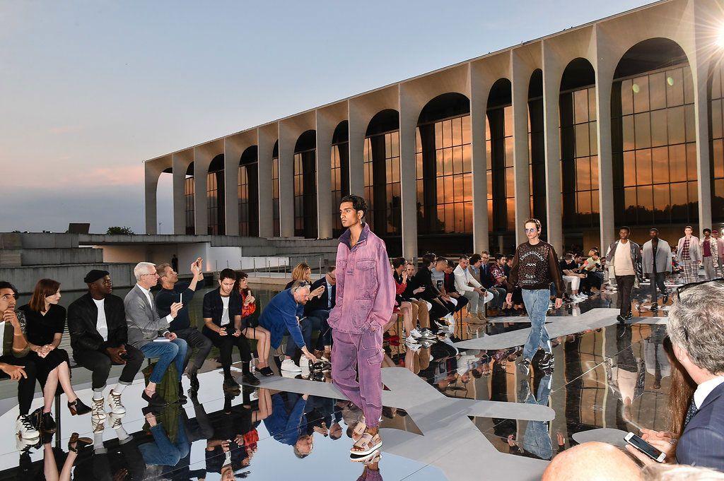 Ermenegildo Zegna Men's Couture Summer 2019 Collection 16