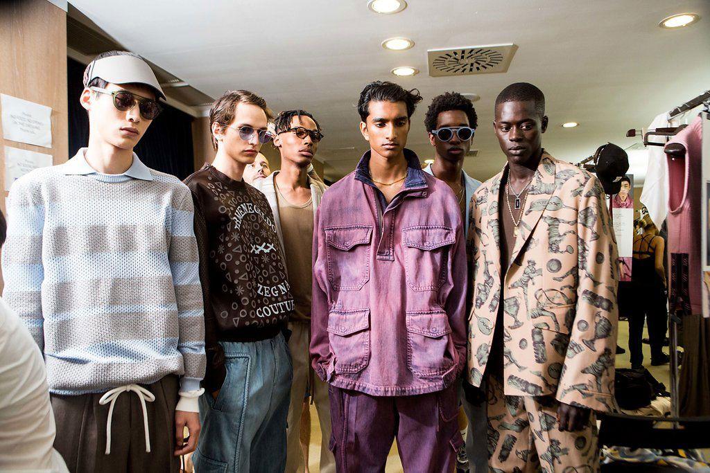 Ermenegildo Zegna Men's Couture Summer 2019 Collection 17