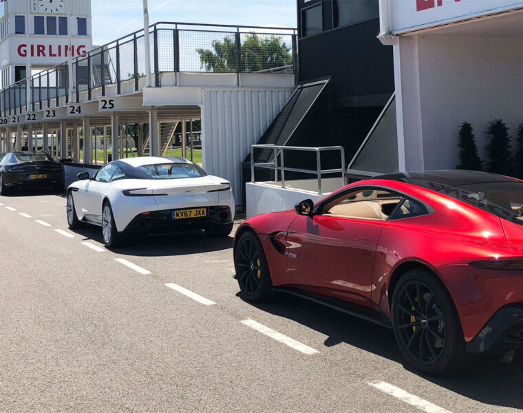 Experiencing HWM Aston Martin's Racing Passion And Heritage 23