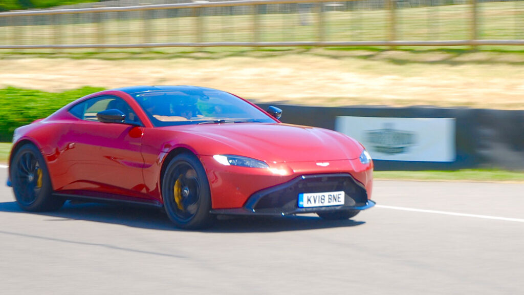 Experiencing HWM Aston Martin's Racing Passion And Heritage 12