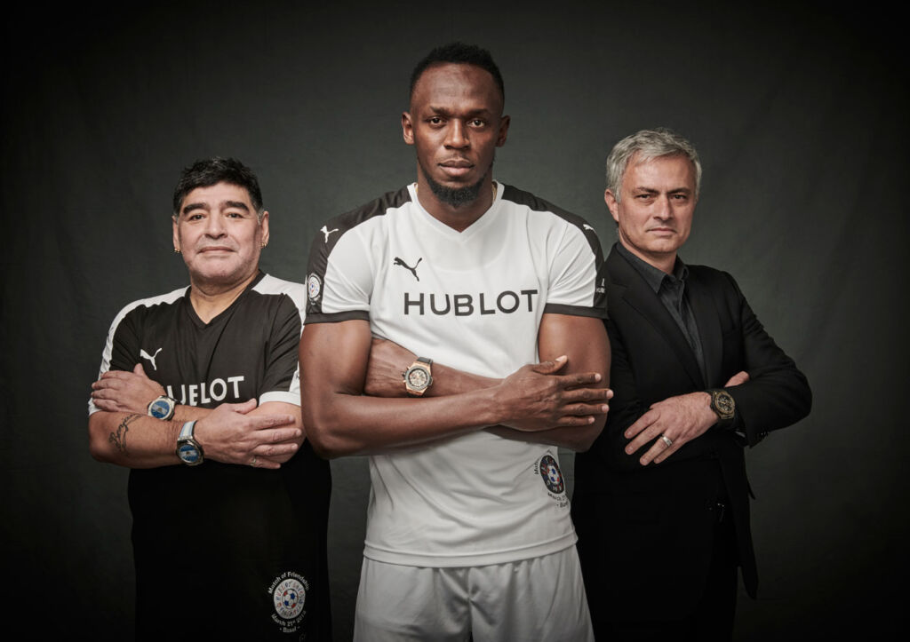 "Hublot Loves Football! - ""Match of Friendship"" Malaysia Edition 13"