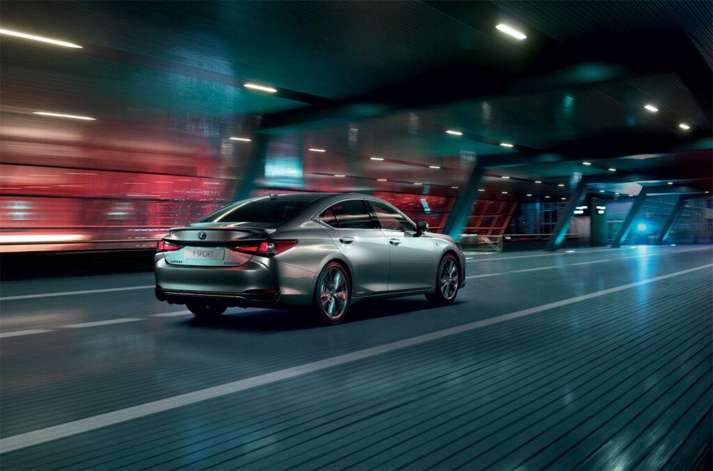 Lexus Unveils The All-New ES Saloon 6