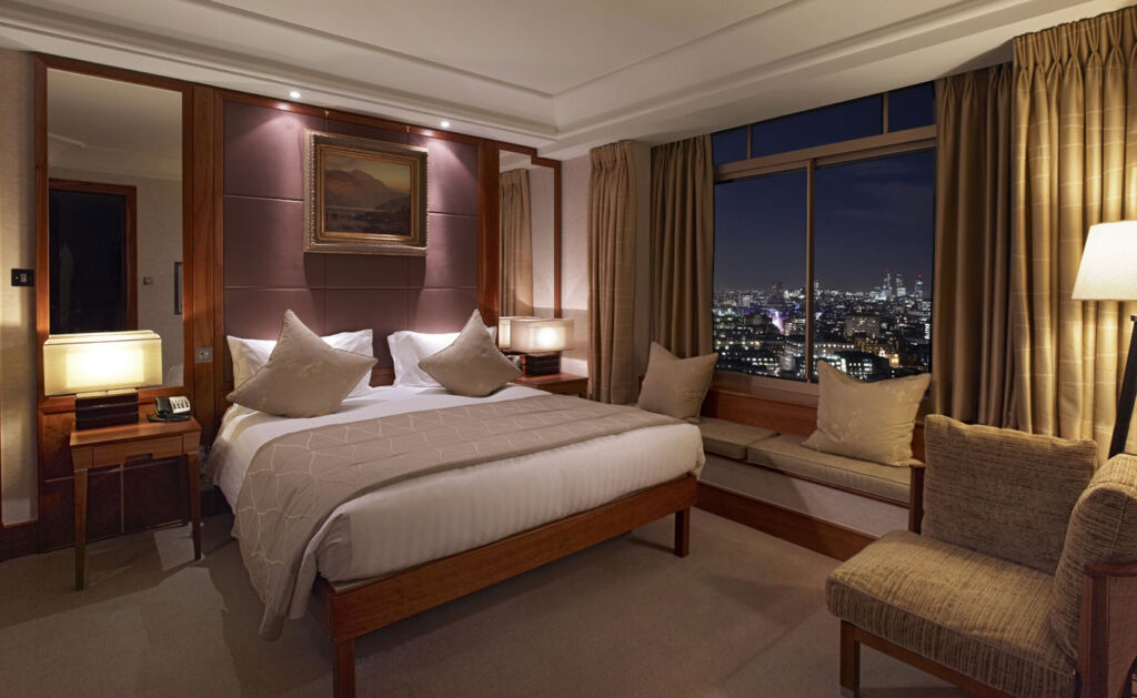 London HiltonOnPark Lane: The Height Of Luxury 3