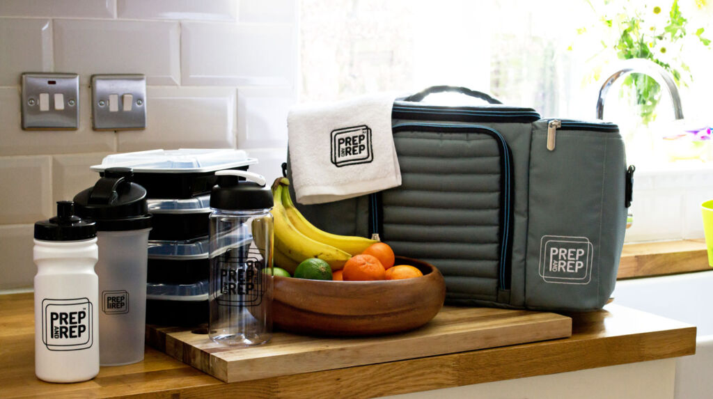 We Put The 'Prep & Rep Bag' Through Its Paces