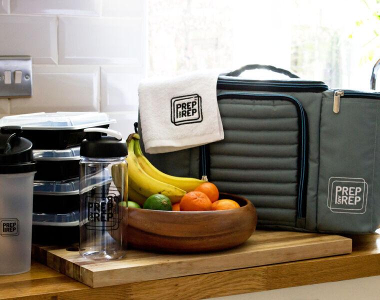 We Put The 'Prep & Rep Bag' Through Its Paces 2