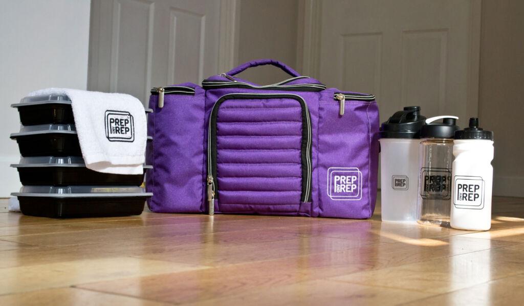 We Put The 'Prep & Rep Bag' Through Its Paces 3