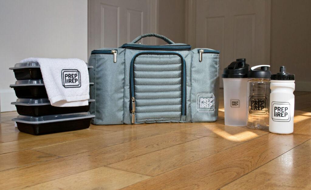 We Put The 'Prep & Rep Bag' Through Its Paces 4