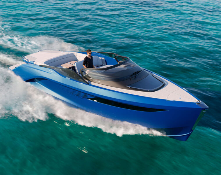 Princess Yachts To Unveil Its Innovative R35 Sports Yacht 20
