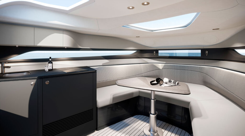 Princess Yachts To Unveil Its Innovative R35 Sports Yacht 4
