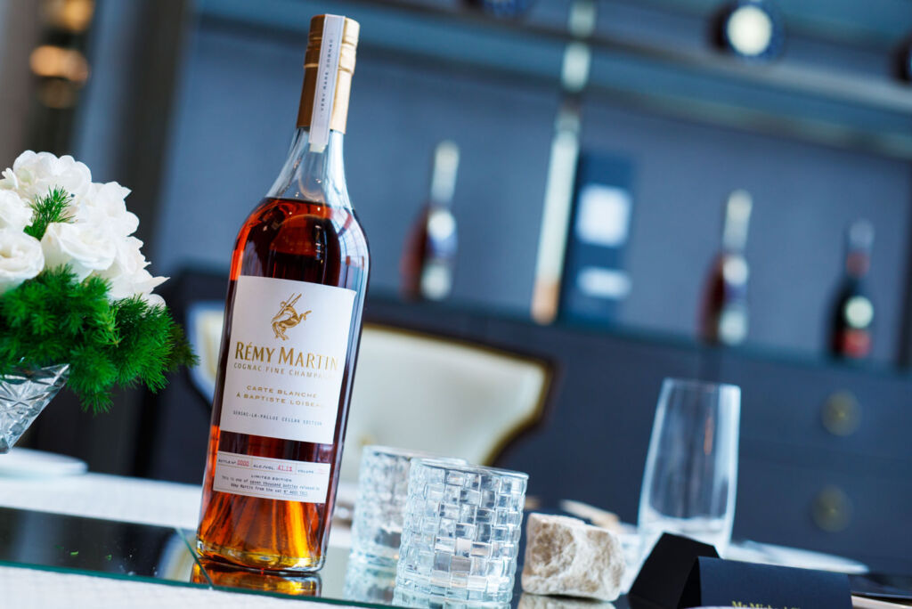 Carte Blanche Merpins Cellar Edition – A True Expression of the House of Rémy Martin 9