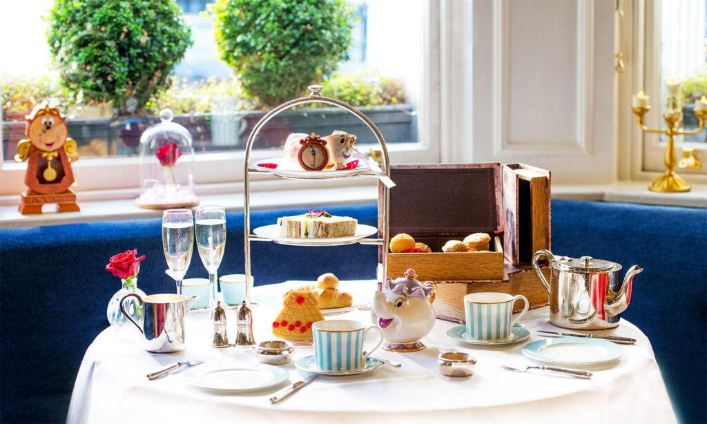 Afternoon tea with a fairytale twist