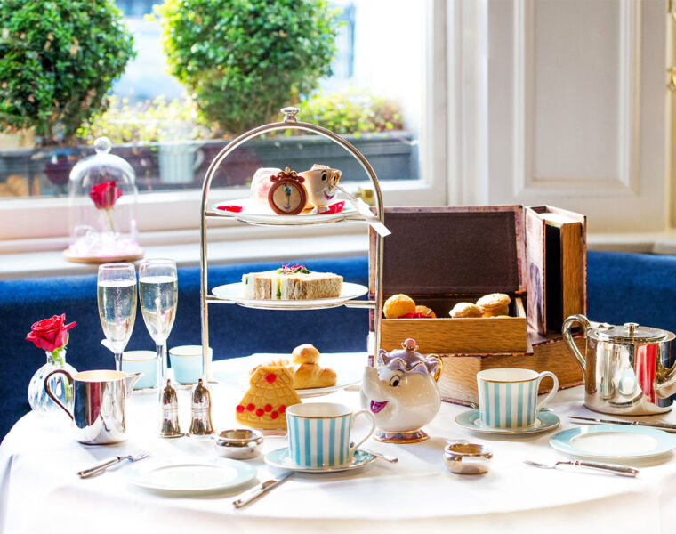 Tale As Old As Time Afternoon Tea Review 23