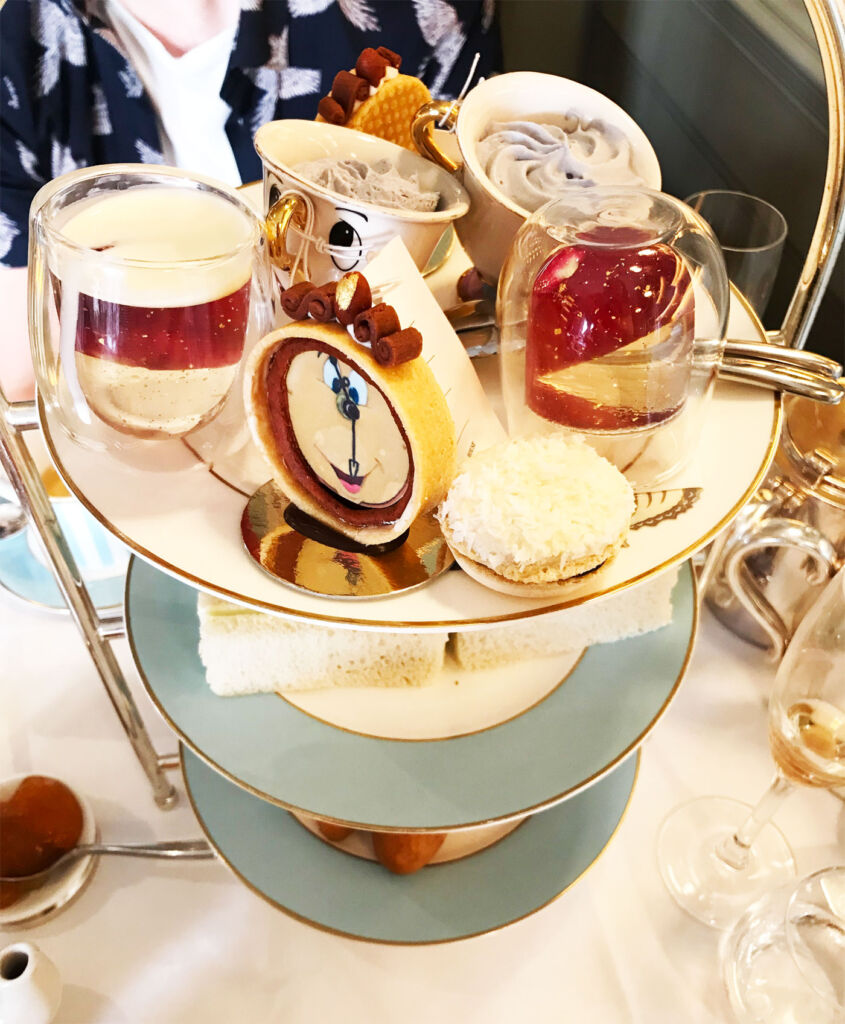 Tale As Old As Time Afternoon Tea Review 6