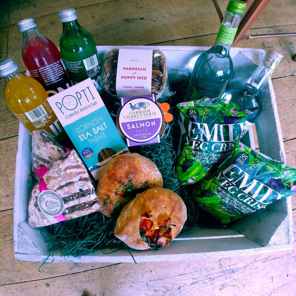 The Corner House Bespoke Picnic Hampers