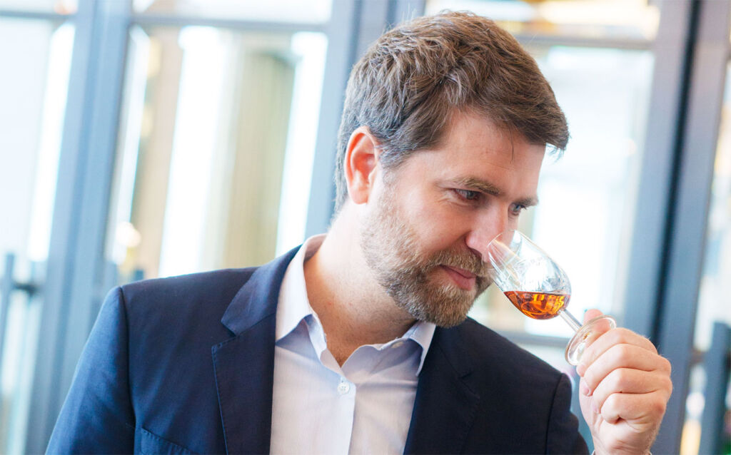 Thierry Arnold the International Brand Ambassador of the House of Rémy Martin