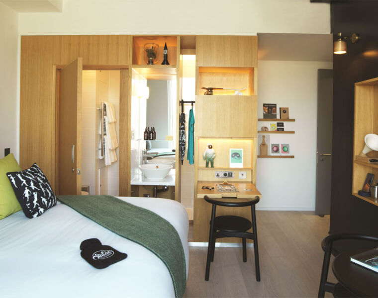 Hotel Review: Wilde Aparthotels by Staycity 1