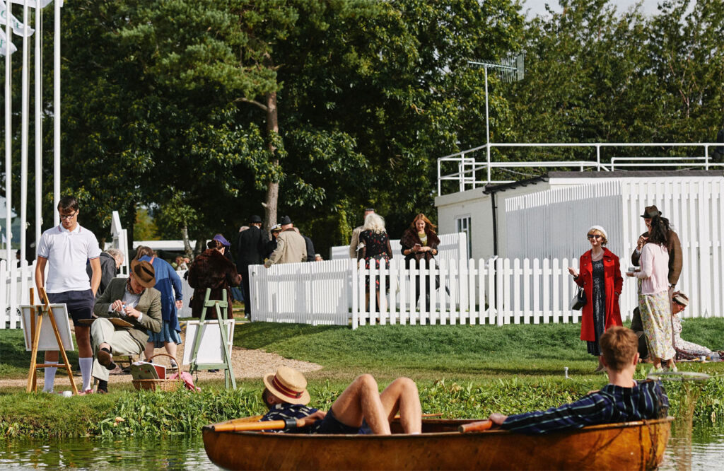The Best Time Is A Key Component At The Goodwood Revival 16