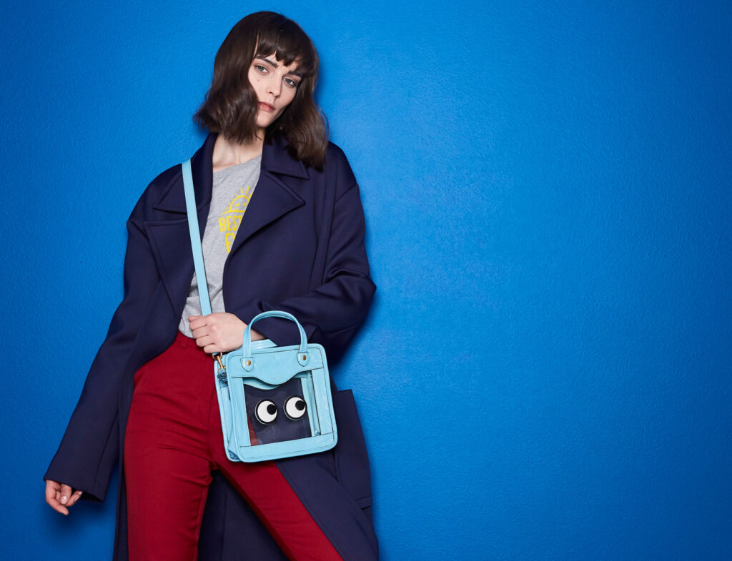 Bagging It For Autumn/Winter With Anya Hindmarch