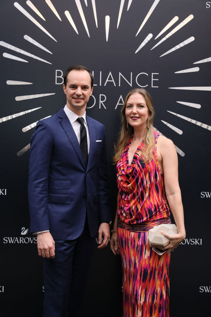 """""""Brilliance For All"""" – A Sparkling Evening hosted by Swarovski 9"""