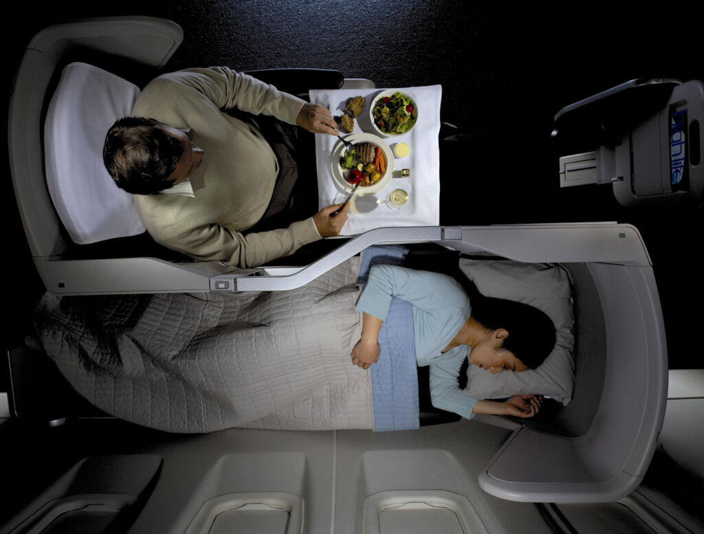 British Airways Club World Review - A Better Class Of Business 3