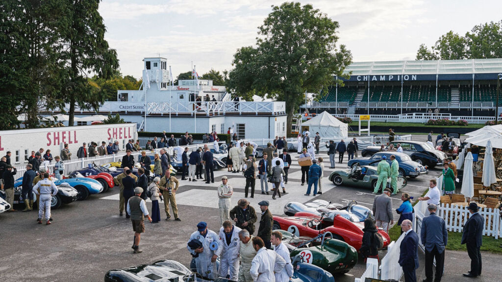 The Best Time Is A Key Component At The Goodwood Revival 14