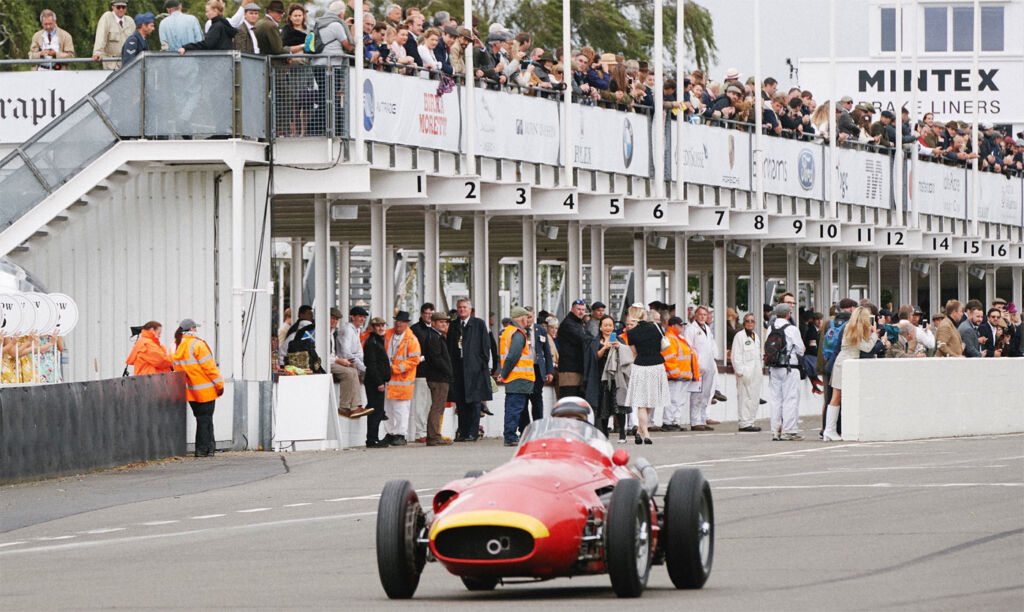 The Best Time Is A Key Component At The Goodwood Revival 15