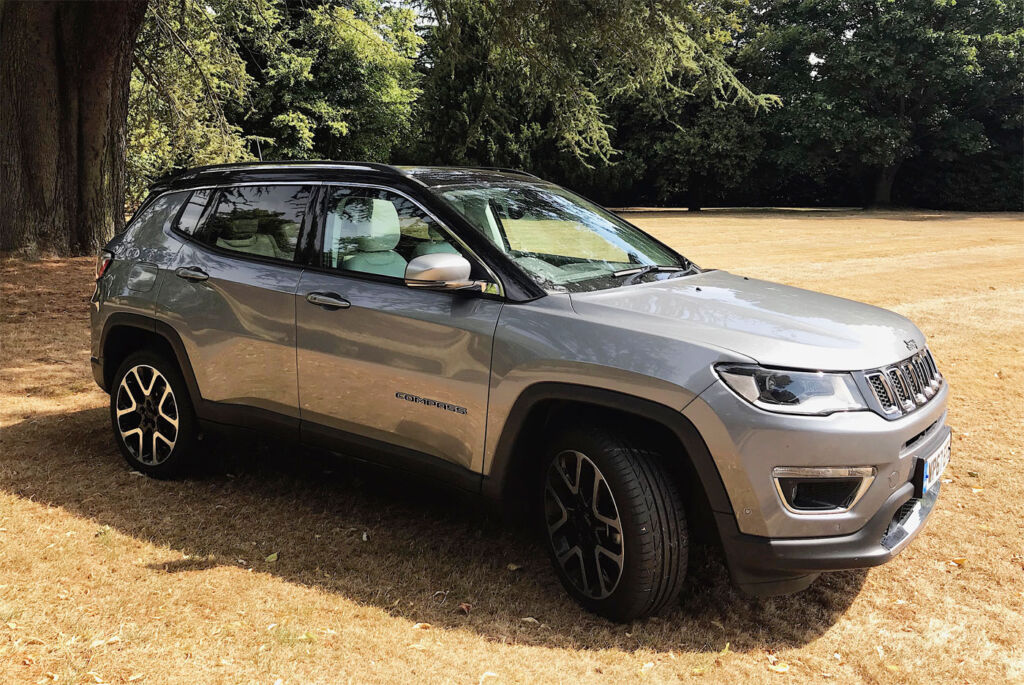 JEEP Compass Limited 4x4 2.0 MultiJet-II 170hp Auto 9