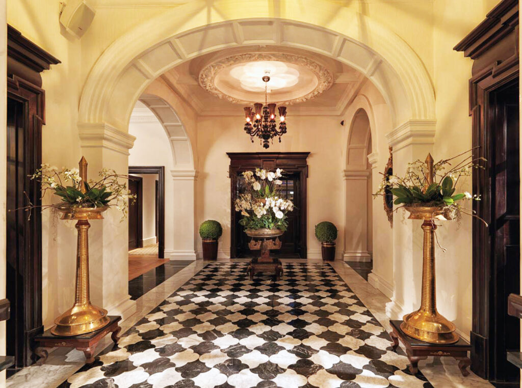 The LaLiT London: An Indian Palace-Inspired Luxury Hotel 2