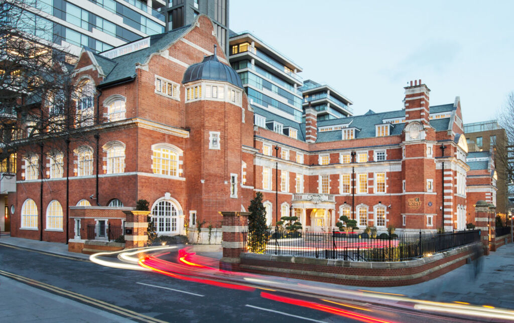 We check into the LaLiT London – once a school for boys, now a luxury hotel brimming with Indian charm and hospitality.