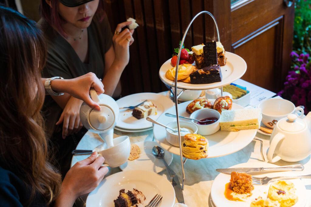 Experiencing Malaysian High Tea At Dome In Kuala Lumpur 10