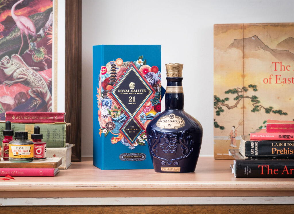 Royal Salute Commemorates Mid-Autumn Festival With Limited Editions 4
