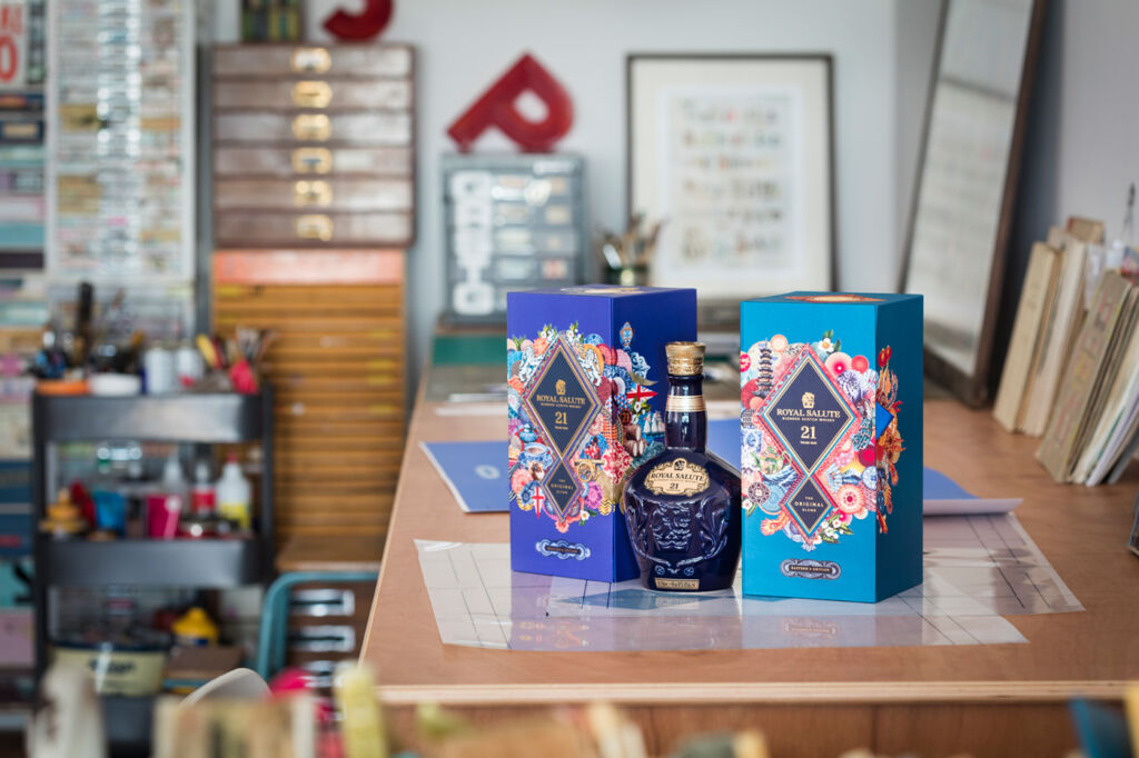 Royal Salute has unveiled two limited edition gift sets in celebration of the upcoming Mid-Autumn Festival.
