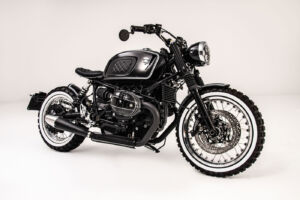 Exploring The Ares Design BMW R NineT Retro Scrambler 9