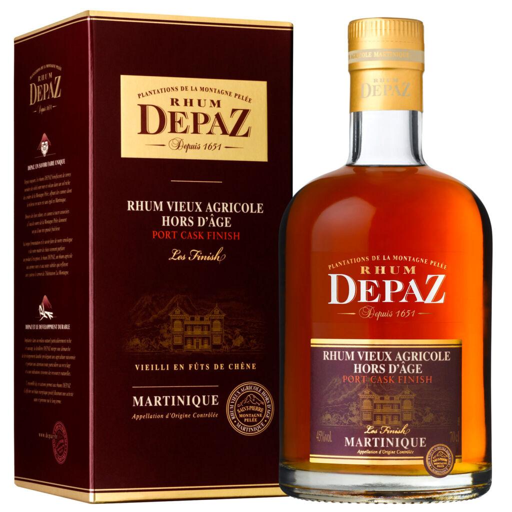 Depaz Rhum From Martinique Announces UK Arrival 2