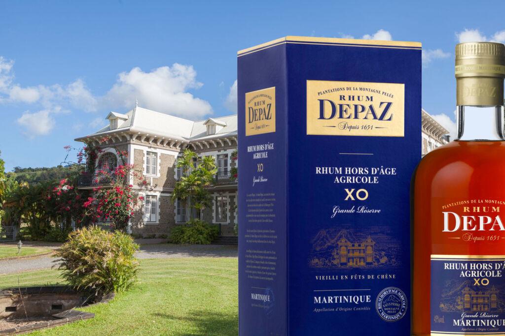 Depaz Rum From Martinique Announces UK Arrival
